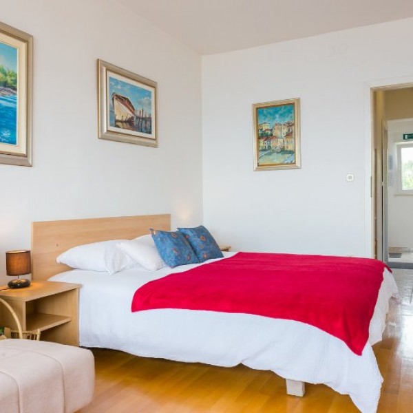 Bedrooms, Bellevue Sun, Villa Riva with private pool in Dubrovnik, Croatia Dubrovnik