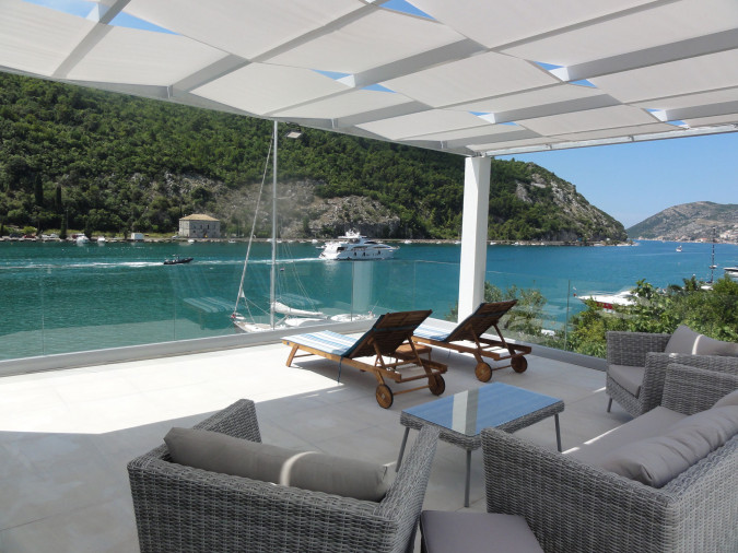 Lovely new built waterfront, Villa Riva with private pool in Dubrovnik, Croatia Dubrovnik